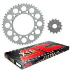 Steel Sprockets and JT X1R X-Ring Chain - Yamaha TDM 900 (2002-2013)
